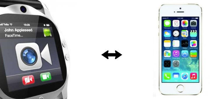 6 maneras en que iWatch de Apple puede integrarse con el iPhone