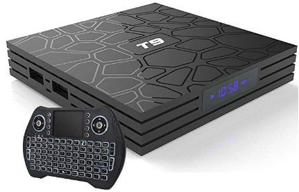 Easytone Android TV Box ofrece 2019